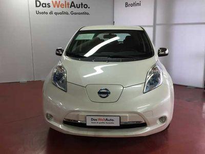 usata Nissan Leaf Elettrico Sincrono Trifase Tekna Flex