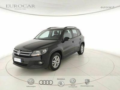 usata VW Tiguan 2.0 tdi BM Trend&Fun+ 110cv