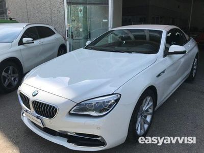 used BMW 640 Cabriolet d 313CV