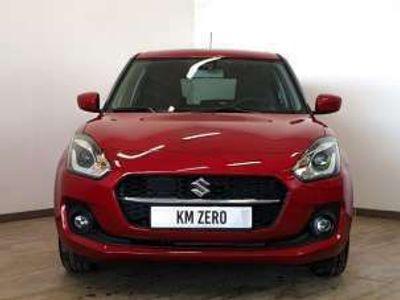 usata Suzuki Swift 1.2 Hybrid CVT Top Elettrica/Benzina