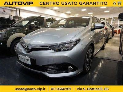 usata Toyota Auris 1.6 D-4D Active del 2016 usata a Torino