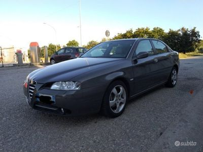 usata Alfa Romeo 166 2.4 JTD M-JET 20V