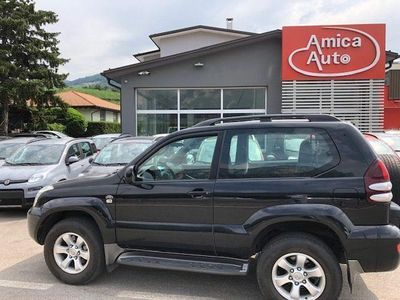 second-hand Toyota Land Cruiser 3.0 D-4D 16V cat 3 porte Sol