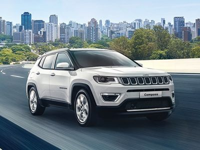 usado Jeep Compass 1.4 MultiAir 2WD Limited