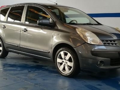 brugt Nissan Note 1.5dci km121813-2006 euro4 unico propr