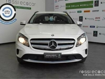 usata Mercedes GLA220 d Automatic 4Matic Business
