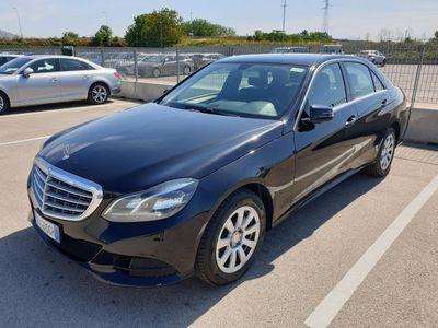 usata Mercedes E200 BlueTEC Executive