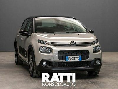 usata Citroën C3 PureTech 1.2 82CV S&S Shine