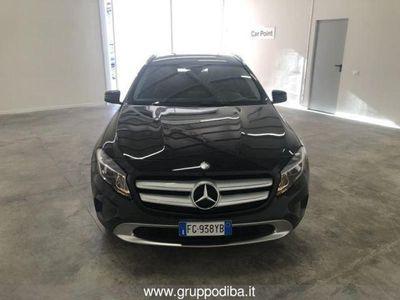 used Mercedes GLA220 CLASSE (X156) D AUTOMATIC 4MATIC SPORT
