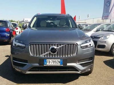 used Volvo XC90 XC90D4 Geartronic Inscription