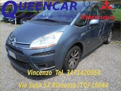 gebraucht Citroën C4 Picasso 1.6 HDi 110 FAP CMP6 airdream Exclusive Style