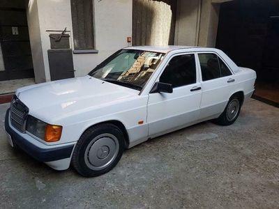 usata Mercedes 190 2.0 E cat TUTTO ORIGINALE!!!
