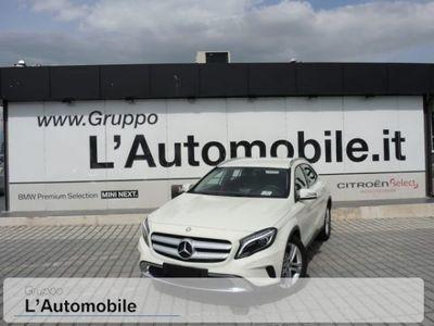 używany Mercedes 170 CLASSE GLA d (cdi) Sportauto GLA - X156
