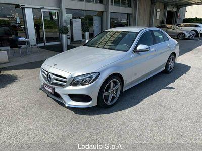 usata Mercedes C220 Classe Cd Automatic Premium