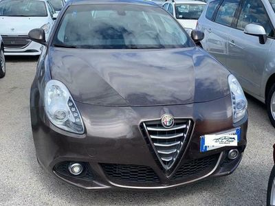 usata Alfa Romeo Giulietta 1.6 JTDm105 CV Distinctive