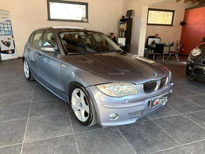 usata BMW 120 Serie 1 (E87) 5 porte Futura PRONTA CONSEGNA