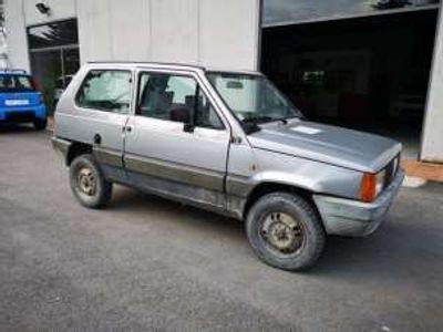 usata Fiat Panda 4x4 1100 i.e. cat Country Club Benzina