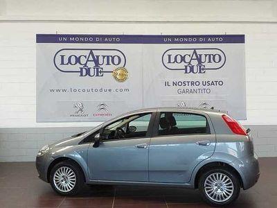 usata Fiat Grande Punto 1.4 5 porte Fun KM 70252