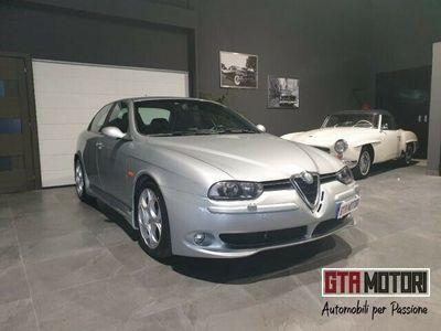 usata Alfa Romeo GTA 156 3.2i v6 24v catservice book originale
