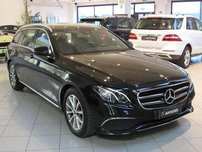 usata Mercedes E220 S.W. 4Matic Auto Business Sport!NAVIGATORE!PDC!
