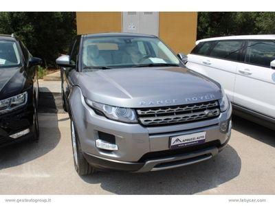 usado Land Rover Range Rover evoque 2.2 Sd4 5p. Pure PELLE CRUISE