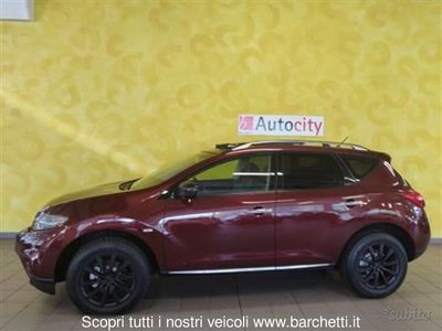 brugt Nissan Murano 2nd SERIE 2.5 DCI TEKNA