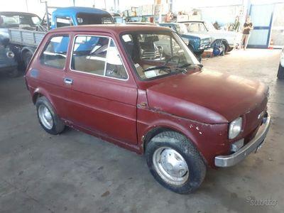usata Fiat 126 1° Serie - 1973