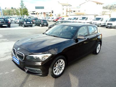 usata BMW 114 114 SERIE 1 D 1.5 95 CV NEW MODEL NAVIGATORE