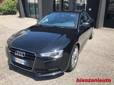 usado Audi A5 2.0 TDI 177 CV quattro Advanced S LINE