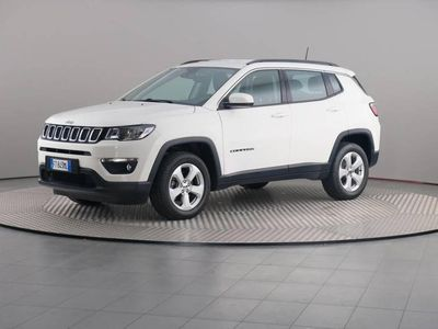 usata Jeep Compass 2.0 Mjet 103kw Business 4wd