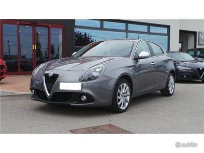"""usata Alfa Romeo Giulietta 2.00MJet 175cv TCT """"Come Nuova""""2017"""