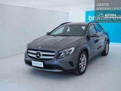 usata Mercedes 170 GLA 4matic executive automatico 2.1 Diesel