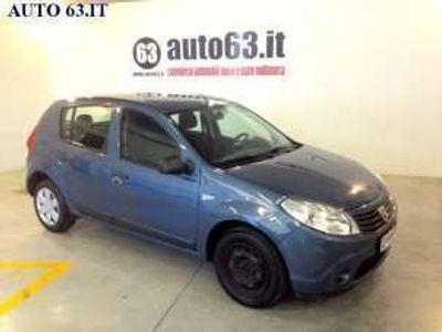 usata Dacia Sandero 1.4 8v gpl ambiance unico proprietario