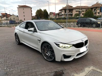 usata BMW M4 Competition Package 450CV