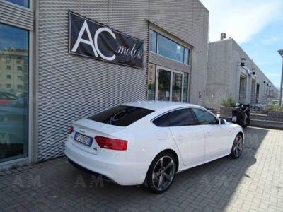 usata Audi A5 Sportback 2.0 TDI 190 CV clean diesel quattro S tronic Advanced usato