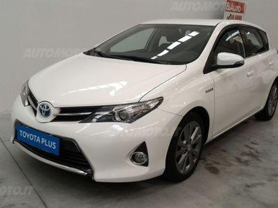używany Toyota Auris Hybrid 5 porte Active usato