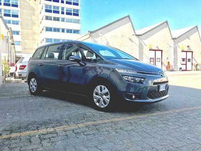 usata Citroën Grand C4 Picasso BlueHDi 120 Seduction Navigatore Automatico