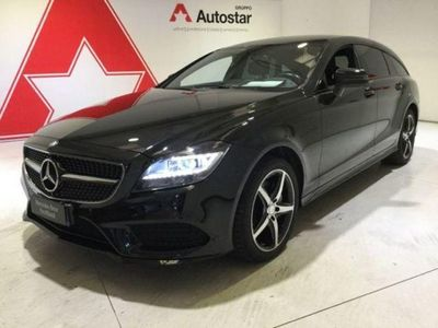 usata Mercedes CLS350 CLASSE CLS SHOOTING BRAKEd SW 4Matic Premium