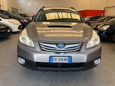 usata Subaru Outback 4x4