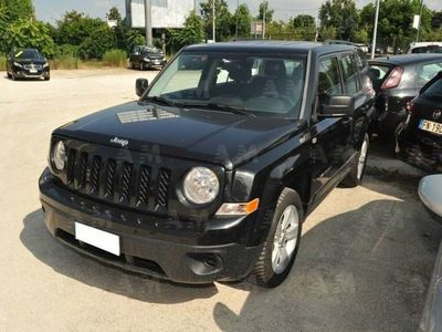 second-hand Jeep Patriot Patriot2.2 CRD Limited