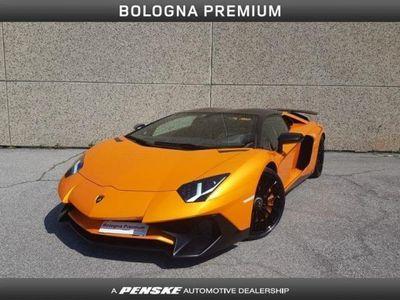 usata Lamborghini Aventador Aventador Roadster6.5 V12 LP750-4 Superveloce Roa
