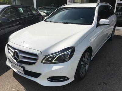 usado Mercedes E350 S.W. BlueTEC 4Matic Premium 252CV