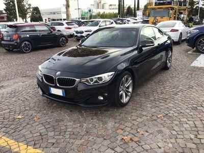 usata BMW 420 SERIE 4 COUPE d coupe Sport 184cv auto