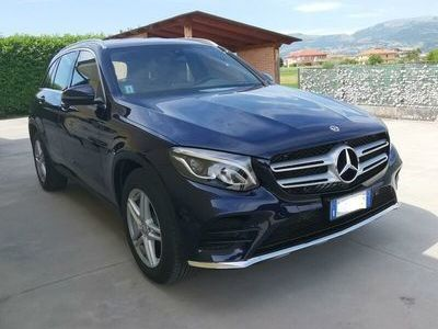 usata Mercedes GLC220 d 4Matic AMG FULL LED come nuova