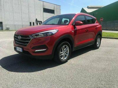 usata Hyundai Tucson Tucson 1.7 CRDi Comfort