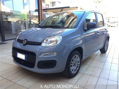usata Fiat Panda 1.2 Connected by Wind GPL