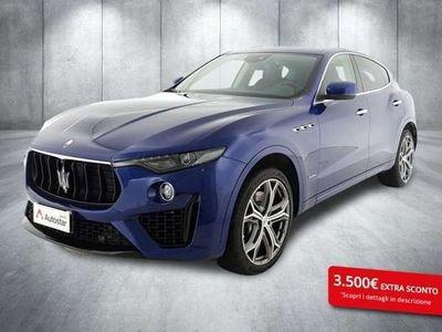 usata Maserati GranSport Levante 3.0 V6awd 275cv auto my19
