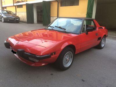 brugt Fiat X 1/9 Bertoneiscritta ASI