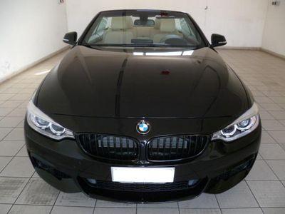 usata BMW 428 Serie 4 Cabrio i Usato