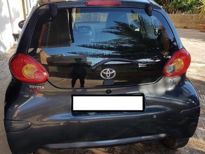 usata Toyota Aygo 1.0 12V VVT-i 3 porte del 2006 usata a Camastra
